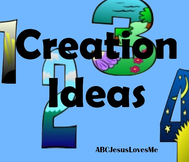 Bible Craft Ideas For Kids Part - 47: ABCJLM Creation Ideas