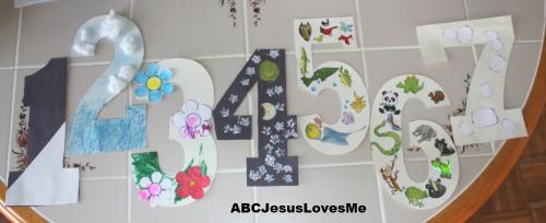 Creation Ideas For Preschoolers Abcjesuslovesme