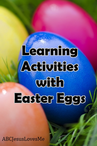 Easter Eggs Learning Activities