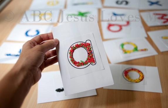 misc tactile letters 2 misc tactile letters 3