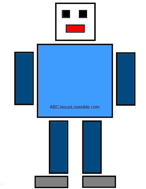 Cut a Robot
