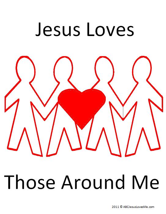 Good Samaritan Abcjesuslovesme