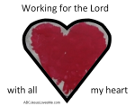 Working for the Lord