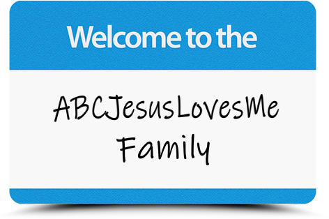 Welcome to the ABCJesusLovesMe Family