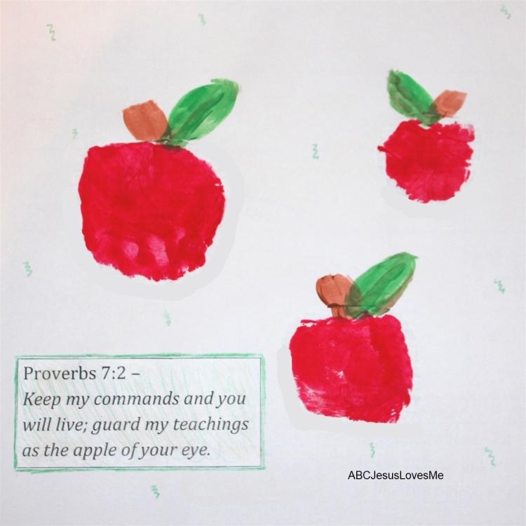 Calendar Handprint Art : Handprint footprint calendar abc jesus loves me