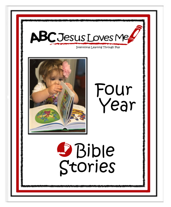 4 Year Interactive Bible Stories