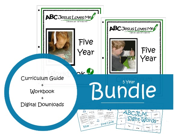 5 Year Curriculum Bundle