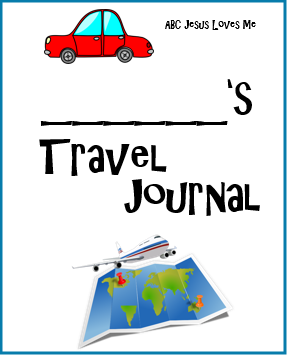 Travel Journal Unit